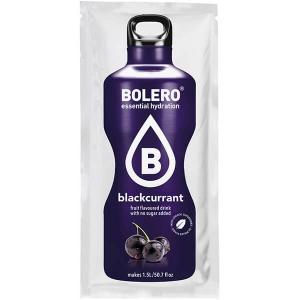 Bolero Instant Erfrischungsgetränkepulver 9 g Beutel BLACKCURRANT schwarze Johannisbeere! Bolero Instant Getränkepulver Beutel für fertiges Getränk.