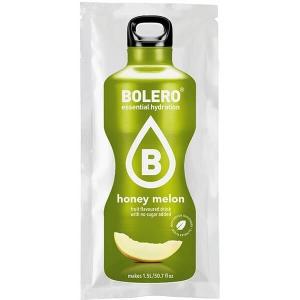 Bolero Instant Erfrischungsgetränkepulver 9 g Beutel HONEY MELON für 1,5 l fertiges Getränk! Bolero Instant Getränkepulver Beutel für fertiges Getränk.