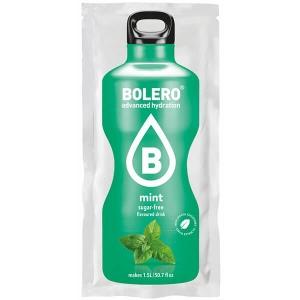 Bolero Instant Erfrischungsgetränkepulver 9 g Beutel MINT Minze für 1,5 l fertiges Getränk! Bolero Instant Getränkepulver Beutel für fertiges Getränk.