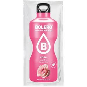 Bolero Instant Erfrischungsgetränkepulver 9 g Beutel ROSE für 1,5 l fertiges Getränk! Bolero Instant Getränkepulver Beutel für fertiges Getränk.