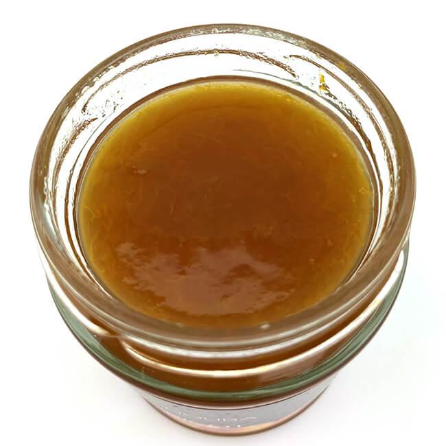 La Nouba Aprikosen Marmelade ohne Zucker, natürlich hergestellt.