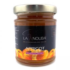 La Nouba Natural Fruit Selection Premium Fruchtaufstrich ohne Zuckerzusatz 215 g Aprikose. Erlesene Früchte verarbeitet in einem köstlichen Fruchtaufstrich.