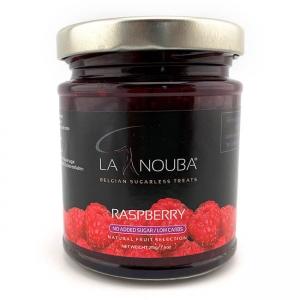 La Nouba Natural Fruit Selection Premium Fruchtaufstrich ohne Zuckerzusatz 215 g Himbeer. Erlesene Früchte verarbeitet in einem köstlichen Fruchtaufstrich.