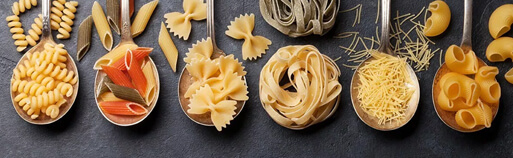 Low Carb Nudeln kaufen. Pasta Lowcarb ohne Zucker kaufen. Low Carb Pasta & Nudeln im Shop bestellen