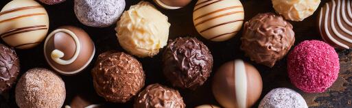 Süßigkeiten ohne Zucker Pralinen. Schokopralinen ohne Zucker online kaufen