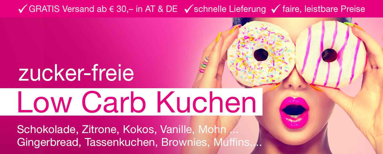 zuckerfreien Low Carb Kuchen kaufen, Kuchen ohne Zucker kaufen. Low Carb Kuchen Online Shop, Low Carb Shop
