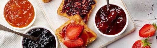 Zuckerfreie Lebensmittel, zuckerfreie Marmelade, Marmelade ohne Zucker kaufen. zuckerfreie Marmelade im Online Shop bestellen
