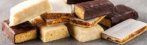 Zuckerfreie Lebensmittel Riegel. Low Carb Riegel, zuckerfreie Riegel, Proteinriegel online kaufen