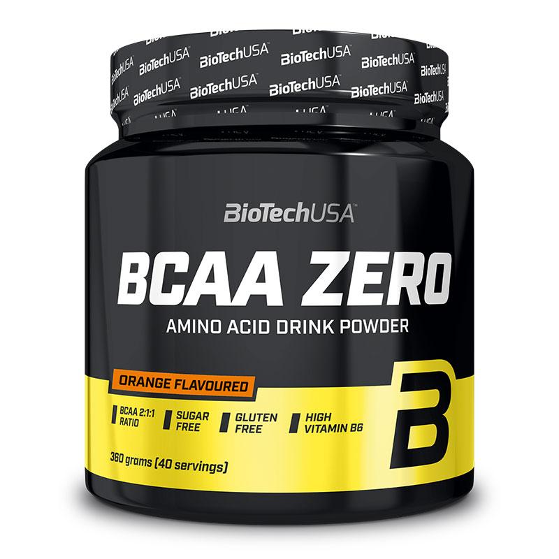 BioTech USA BCAA Zero Orange kaufen ✓ BioTech USA BCAA Zero Aminosäure ORANGE 360 g Dose (40 Portionen). BioTech USA BCAA Zero kaufen ✓ BCAA Pulver kaufen!