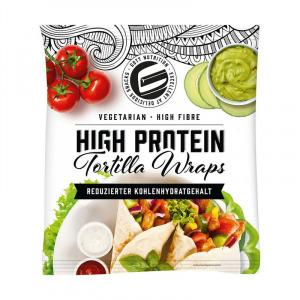Protein Tortilla Wraps GOT7 7 Stück in der 280 g Packung. 21% Eiweiß